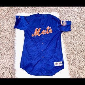Men's size M vintage looking Mets jersey